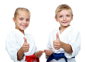 Your child will receive FREE Martial Arts Classes in our After School Program!